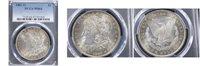 1881-O $1 MS64 PCGS