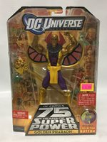 Mattel DC Universe Classics DC Comics 75 Years Of Super Power Golden Pharaoh Includes Collector Button