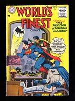 World's Finest Comics #75 VG 4.0 Comic Book
