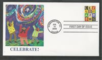 # 4335 CELEBRATE 2008 Fleetwood First Day Cover