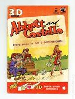 Abbott and Costello 3-D (1953 St. John) 1 GD+ 2.5