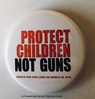 March for Our Lives Protect Children and Not Guns (STOPGUN-713)
