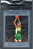 KEVIN DURANT 2007-08 TOPPS CHROME ROOKIE RC #131 BGS RCR 9 **WARRIORS STAR**