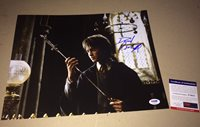 DANIEL RADCLIFFE HARRY POTTER Signed 11X14 Photo IN PERSON Autograph PSA DNA