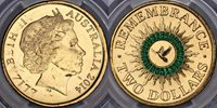2014 Remembrance Two Dollar - PCGS MS65 2014 Remembrance Two Dollar