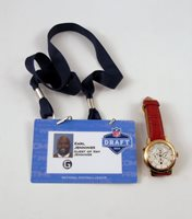 Draft Day Earl Jennings (Terry Crews) Movie Props