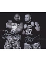 DEVON DUDLEY and BULLY RAY DUDLEY - WWE / TNA Wrestlers