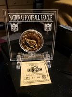Highland Mint Limited Edition 2007 Arizona Cardinals Game Coin