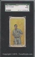 1909 E92 Croft's Candy Ty Cobb IMPOSSIBLE RARE SGC 10