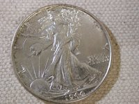 1944 U.S Walking Liberty Half dollar Choice Uncirculated