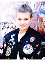 SOPHIE ALDRED as Ace - Doctor Who