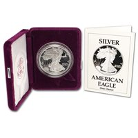 1986 Proof Silver Eagle