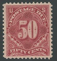 #J44 Mint NH XF-Superb w/ 2004 PF Cert #0413252 Item Number: 04 Our Selling Price: $1725.00