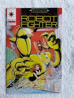 Vintage Magnus Robot Fighter #2 (Feb 1992, Acclaim / Valiant) VF