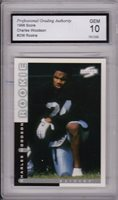 Charles Woodson, 1998 Score (Raiders), ROOKIE!!! Gem Mint 10