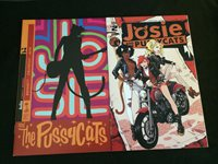 JOSIE AND THE PUSSYCATS #1, 2 VFNM Condition