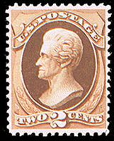 U.S. Postage Stamp Number 146 Used