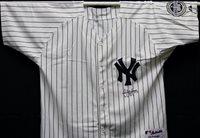 CC Sabathia Autographed Yankees Jersey