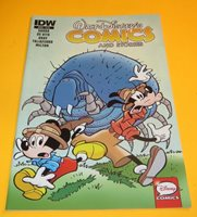 Walt Disney Comics AND Stories #722 MICKEY GOOFY IDW FREE SHIPPING*******