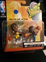 NBA Jams Kobe Bryant Grant Hill Mattel