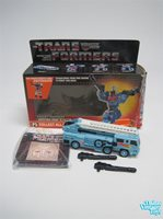 Transformers G1 1986 Protectobot Hot Spot Complete with Box (1B)