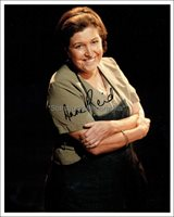 Anne Reid Autograph *Upstairs Downstairs* Hand Signed 10x8 Photo