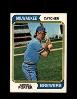 1974 DARRELL PORTER OPC #194 O-PEE-CHEE BREWERS *R3863