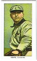Dover Reprint - 1909 T206 White Border 388 Cy Young