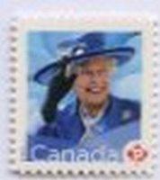 Canada #2365 Queen Elizabeth II