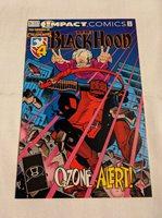 The Black Hood #5 May 1992 DC Impact Comics