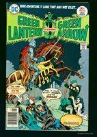 Green Lantern #92 NM 9.4 Comic Book