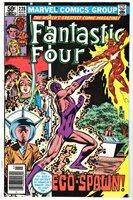 Fantastic Four #228, Near Mint Minus Condition!