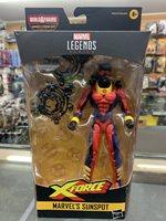 Marvel Legends Sunspot (No BAF)