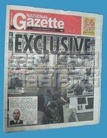 INSIDE MEN National Gazette Newspaper