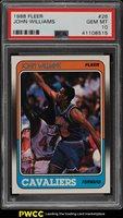 1988 Fleer Basketball John Williams #26 PSA 10 GEM MINT (PWCC)