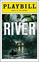 Hugh Jackman Color Playbill The River Laura Donnelly Cush Jumbo OpeningNite 2014