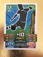 Match Attax Season 15/16 #T4 Tactic Card