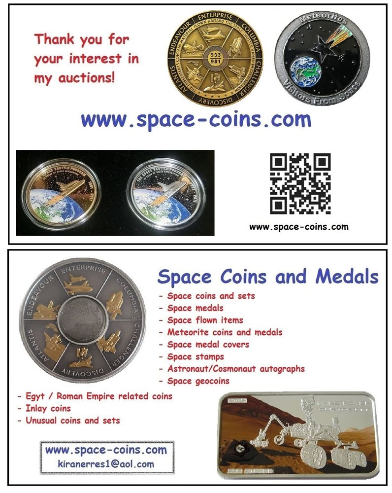 3000 Francs Goldcoin Mars Meteorite Martian Meteorite Gold 2016 Chad