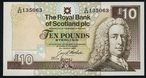 Scotland P-353a10 Pounds 1994Price: $45.00