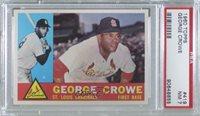1960 Topps #394.2 Norm Larker Los Angeles Dodgers Baseball Card Gray Back