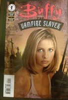 BUFFY THE VAMPIRE SLAYER #1 Photo Cover 1998 Original Series