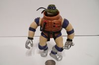 Teenage Mutant Ninja Turtles Space Donatello Action Figure 2004 Playmates 5""