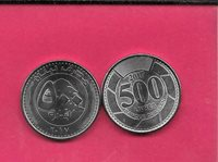 LEBANON KM39 2017 UNC-UNCIRCULATED MINT LARGE 500 LIVRES MODERN COIN