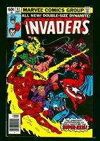Invaders #41 VF/NM 9.0 Comic Book