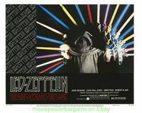 LED ZEPPELIN SONG REMAINS THE SAME MOVIE POSTER REPRO'S 2 LOBBY CARD PHOTO 'S