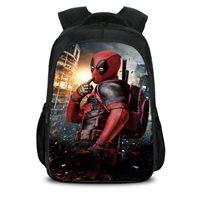Deadpool 2 Marvel 3D Printed Backpack