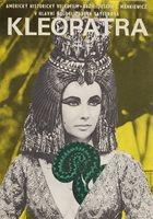 Cleopatra 1966 Czech A3 Poster