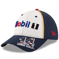 Tony Stewart 2016 New Era #14 Mobil 1 American Salute Hat FREE SHIP!