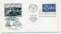 1123 Fort Duquesne Artmaster FDC