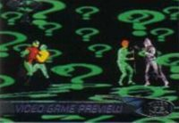 Batman Forever Fleer Ultra Acclaim Video Game Preview Chase Card G-2